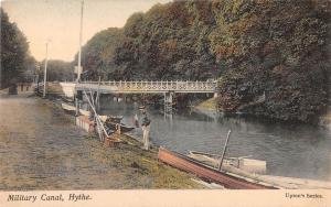 uk38223 military canal hythe  uk lot 16 uk