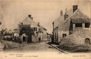 CPA SAMOIS-sur-SEINE - Le Coin Musard (639069)