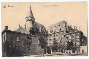 Bruges, L'anclenne Cour du Prince