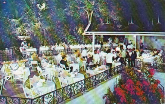 Jamaica Montego Bay Gloucester House Dining Patio