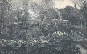 Vermont Rutland Long Trail Lodge Sherburne Pass Artvue