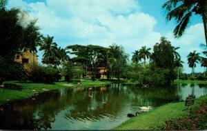 Florida Miami Springs The Miami Springs Villas and Kings Inn