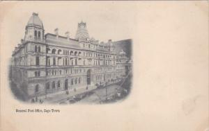 South Africa Cape Town General Post Office