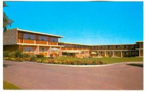 Exterior,  Chevron Motor Hotel Ltd.,  Highway 2A South,  Calgary,  Alberta,  ...