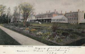 OTTAWA, Ontario, Canada, 00-10s; Rideau Hall, Government House