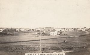 RP: NOKOMIS , Sask. , Canada , 1900-10s ; Bird's Eye View