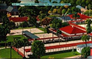 Florida Clearwater Shuffleboard Club