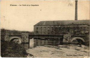 CPA FISMES-La VESLE et la Chapellerie (490561)