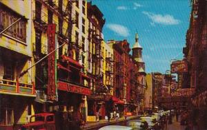 Chiantown New York City New York