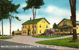 Maine Belfast The Original Perry's Nut House
