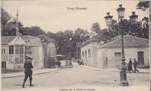 Toul , Meurthe-et-Moselle department , France , 00-10s : Interieur de la Port...