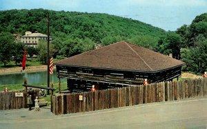 PA - Bedford. Fort Bedford