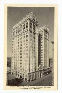 Jefferson Standard Life Insurance Company Building, Greensboro, North Carolin...