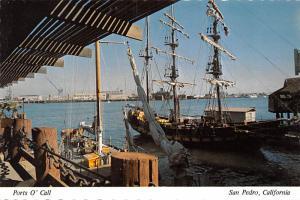 Ports O'Call - San Pedro, California