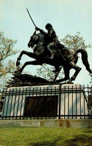 Rhode Island Providence Roger Williams Park Brigadier General Casimir Pulaski...