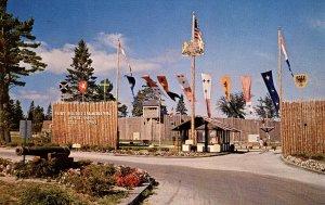 MI - Mackinaw City. Fort Michilimackinac