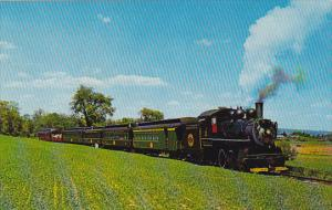 Strasburg Railroad Route 741 Road To Paradise