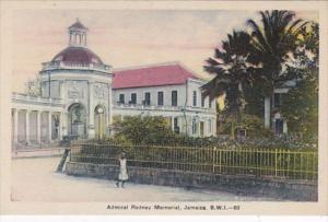 Jamaica Admiral Rodney Memorial