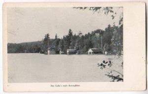 Star Lake, main thoroughfare