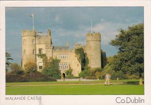 Ireland Malahide Castle County Dublin