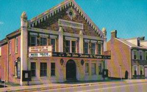 Barter Theatre Abingdon Virginia