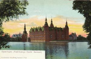 Fredriksbergs Castle, COPENHAGEN, Denmark, 00-10s