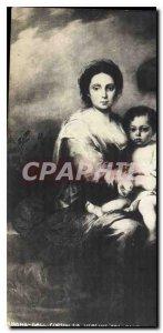 Old Postcard Roma Gall Corsini Vergine