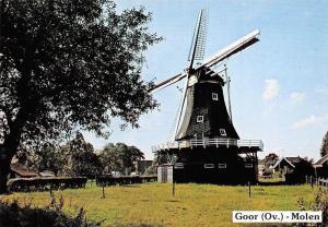 Netherlands Goor Ov. Molen, Mill Muehle
