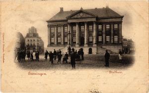 CPA Groningen Stadhuis NETHERLANDS (728357)