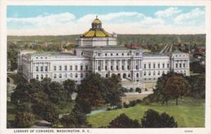Library Of Congress Washington D C Curteich