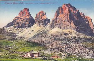 Italy Rifugio Passo Sella