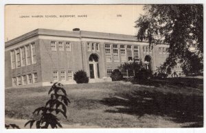 Bucksport, Maine, Luman Warren School