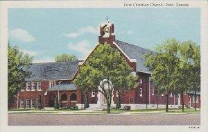 Kansas Pratt First Christian Church
