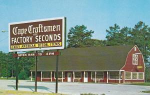NORGE, Virginia, 40-60s; Cape Craft Pine Of Virginia, Inc., Cape Craftsmen Inc.