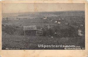 From Overlook Bloomingburg NY 1912
