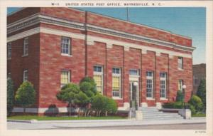 North Carolina Waynesville Post Office
