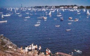 Race Week At Marblehead Harbor The Yachting Center Of New England Connecticut