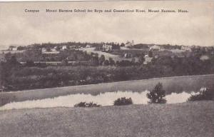 Massachusetts Mount Herman School For Boys Campus And Connecticut River Alber...