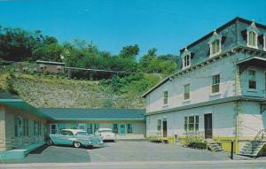 Exterior,  Ste. Anne Cabins,  Motel,  Ste. Anne de Beaupre,   Quebec,  Canada...