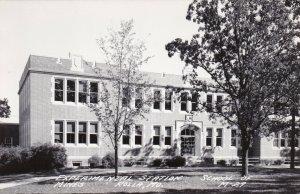 Missouri Rolla Experimental Station School Of Mines Real Photo sk2479