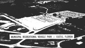 Florida Eustis Municipal Recreational Vehicle Park 1971