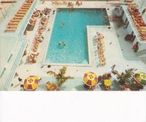 Florida Miami Beach Atlantic Towers Hotel Swimming Pool