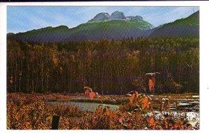Mt Begbie, Revelstoke, British Columbia,