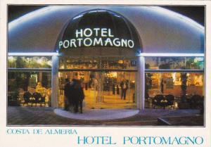 Spain Costa De Almeria Hotel Portomagno