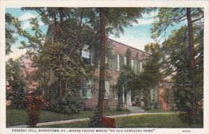 Kentucky Bardstown Federal Hill Curteich