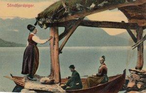 SONDFJORDPIGER , Norway , 00-10s