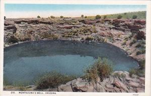 Arizona Prescott Montezuma's Well