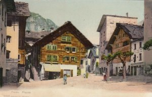 FAIDO , Switzerland , 00-10s ; Piazza