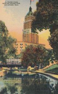 SAN ANTONIO , Texas , 1930-40s ; Transit Tower