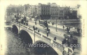 United Kingdom, UK, England, Great Britain St Patricks Bridge COrk COrk St Pa...